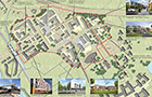Knowledge Gateway site plan